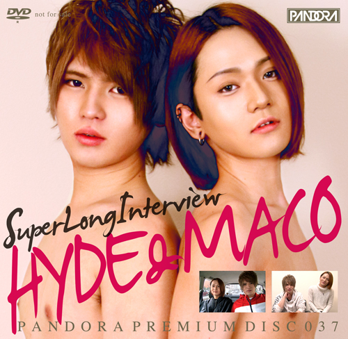 HYDE&MACO SUPERLONG INTERVIEW